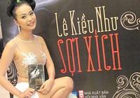 """Ngưng phát hành sách """"Sợi xích"""" của Lê Kiều Như"""