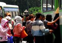 Móc túi rộ trên xe buýt liên tỉnh