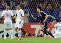 Nhật Bản sẽ là đội đầu tiên giành vé dự World Cup?