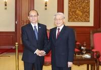 VN-Myanmar đẩy mạnh hợp tác tiểu vùng sông Mekong