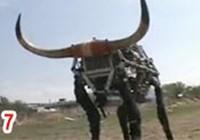 Những robot kỳ quái của quân đội Mỹ