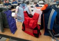 Mỹ nhập khẩu quần áo chống đạn cho trẻ em