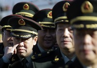 Trung Quốc: Phe quân đội thích cứng rắn