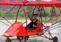 Xem dân Trung Quốc tự chế siêu xe, máy bay, tàu ngầm