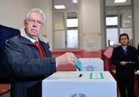 Italy công bố kết quả sơ bộ cuộc bầu cử quốc hội