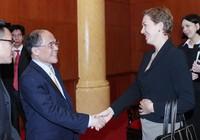 Quốc hội VN muốn lập quan hệ với Quốc hội Litva