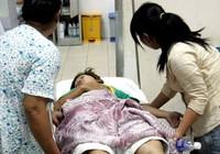 """Tình cảnh bi đát nữ bệnh nhân sống sót vụ xe """"điên"""""""