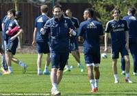 Sir Alex tặc lưỡi tiếc Frank Lampard