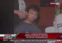 Phóng viên chuyên viết về tổng thống Philippines trúng đạn