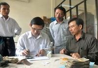 Đổi 16,5 triệu đồng tiền cháy cho tiểu thương Quảng Ngãi