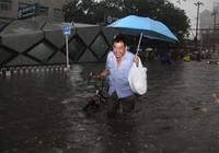 Bắc Kinh rối loạn vì mưa lớn bất thường