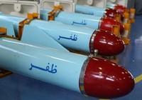 """Iran thử tên lửa chống hạm """"hủy diệt cao"""""""