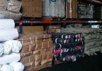 Hàng dệt may ùn tại cảng Sài Gòn chờ kiểm định chất độc