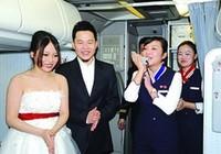 Thuê cả chuyến bay để tổ chức đám cưới trên không