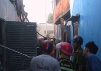 Trà Vinh: Cháy cửa hàng, một người thiệt mạng