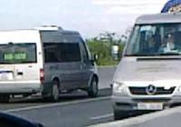 Video xe chạy ngược chiều trên đường cao tốc Trung Lương