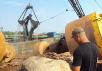 Vụ chìm tàu trên sông Nhà Bè: Mất khoảng một tuần để trục vớt tàu