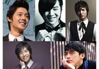 5 sao nam sáng nhất làng giải trí Hàn Quốc 2010