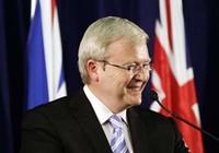 Ngoại trưởng Australia Kevin Rudd bất ngờ từ chức