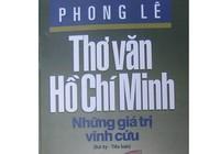 Thơ văn Hồ Chí Minh - những giá trị vĩnh cửu