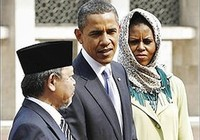 Tổng thống Obama: Xây dựng Indonesia thành mô hình khoan dung