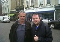 Mourinho trở lại London, nhưng không dẫn dắt Chelsea