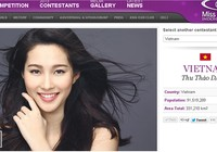 Thu Thảo từ chối thi Miss World 2013