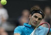 Tay vợt vô danh suýt gây sốc cho Roger Federer