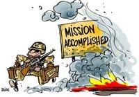 Mỹ rút khỏi Iraq