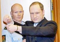 Tên cuồng sát ở Na Uy bị truy tố