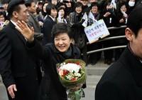 Bà Park Geun-hye tuyên thệ nhậm chức Tổng thống