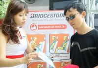 """""""Lăn bánh an toàn"""" cùng Bridgestone Việt Nam"""