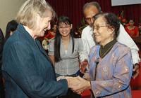 Đại biểu năm châu dự hội nghị quốc tế nạn nhân dioxin