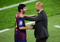 """Messi: """"Tôi chưa nói chuyện với Guardiola kể từ khi ông ấy rời Barcelona"""""""