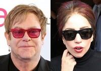 Lady Gaga làm mẹ đỡ đầu cho con trai Elton John