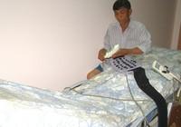 Nệm, thảm, giường trị bá bệnh?