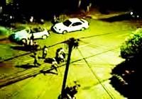 Clip: 2 băng nhóm thanh toán nhau tại Đồng Nai
