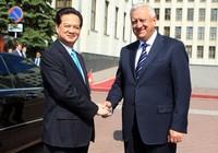 Đẩy mạnh hợp tác kinh tế giữa Việt Nam và Belarus