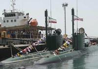 Iran hạ thủy tàu ngầm, tàu chiến