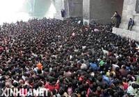 Dân số Trung Quốc cán mốc 1,39 tỷ người