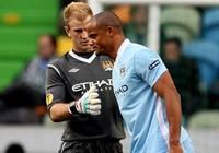 Man City đón tin buồn trước trận gặp Stoke