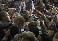 Ông Obama thăm chớp nhoáng Afghanistan