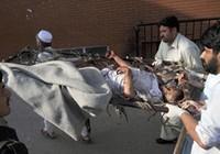 Video vụ đánh bom đẫm máu tại Pakistan