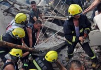 Trung Quốc: Nổ nhà máy, 11 người chết