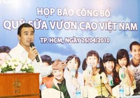Ra mắt Quỹ sữa Vươn cao Việt Nam