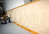 Bản thiết kế của huyền thoại Titanic có giá kỷ lục