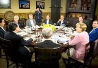 Bế mạc Hội nghị thượng đỉnh các nhà lãnh đạo G-8