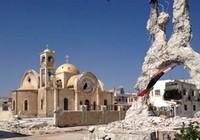 Hoang lạnh thị trấn ma ở Syria