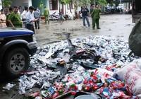 Đà Nẵng: Tiêu hủy 3.500 khẩu súng nhựa