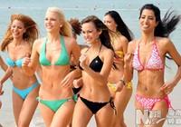Thí sinh Hoa hậu Thế giới tạo dáng với bikini